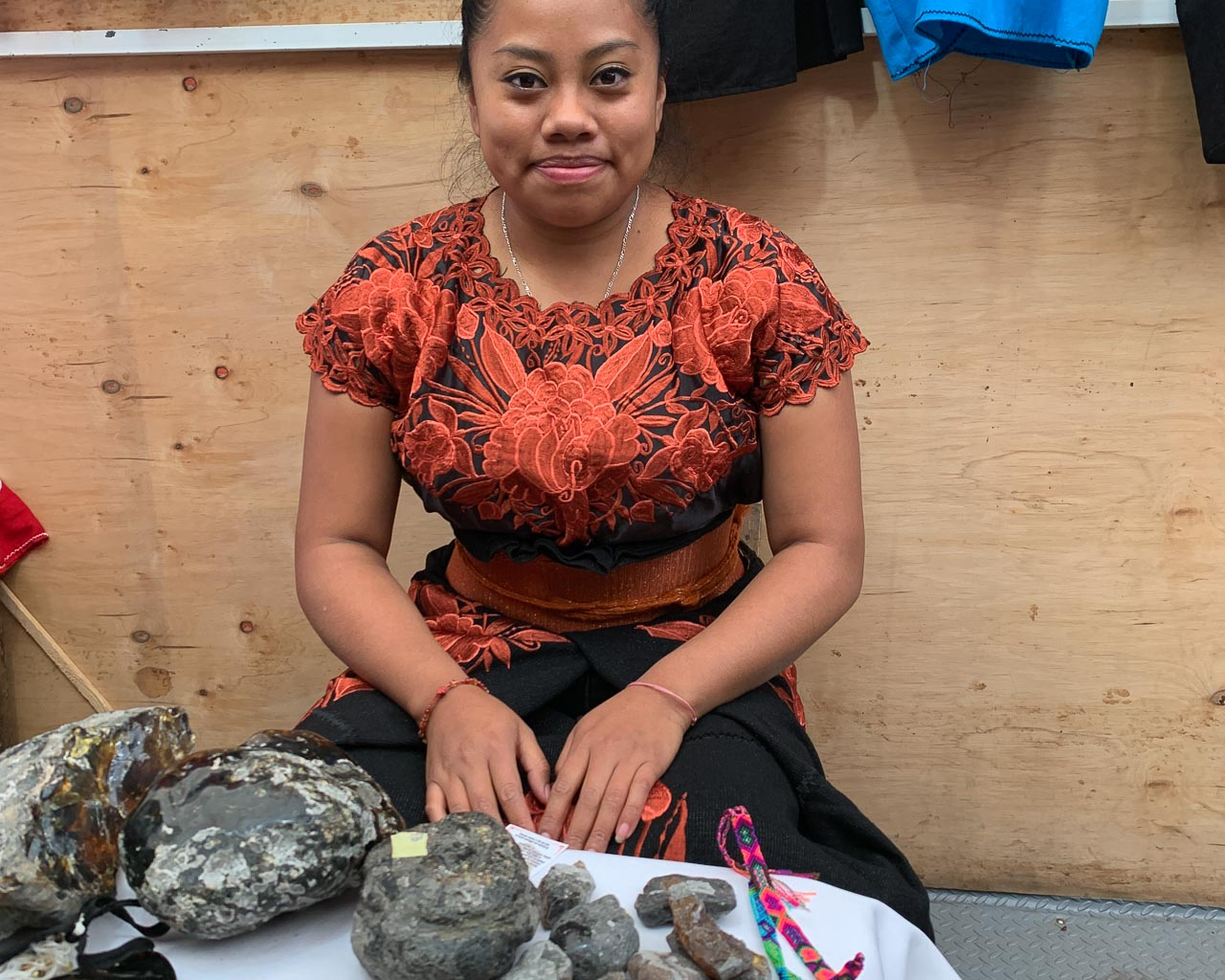Multi-generational techniques are involved in fair trade jewelry making