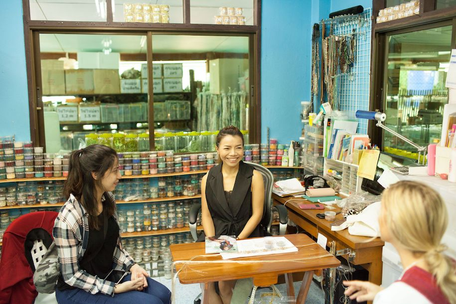 Stories of Hope in Thailand – Trades of Hope